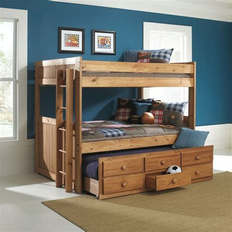 trundle bed with desk trundle bunk beds bedroomloft bed with steps rustic bunk