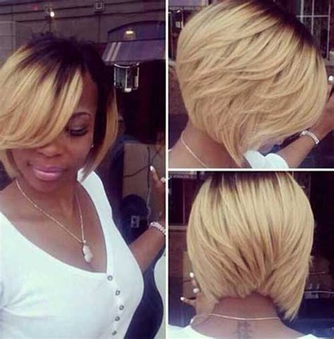 quick weave bobs blonde 30 best bob haircuts for black women bob hairstyles 2017