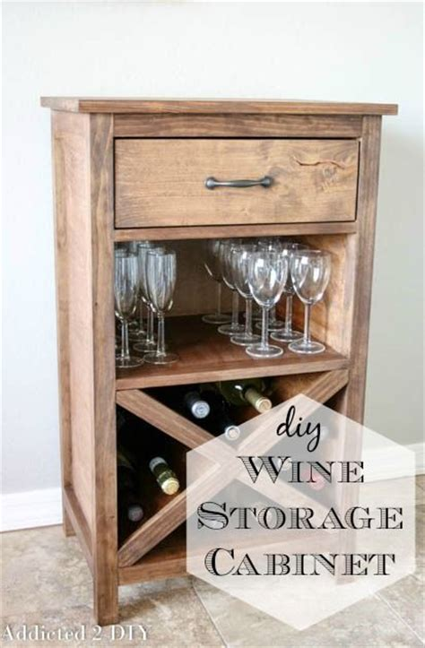 build your own storage cabinet 17 best ideas about wine table on dining room