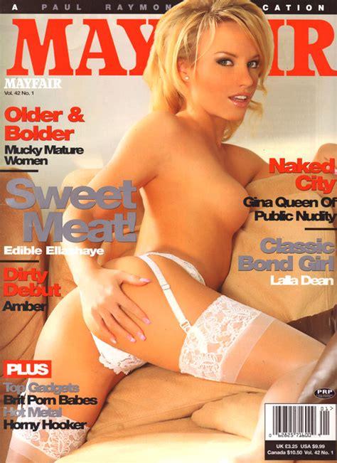 Mayfair Vol Magazine Back Issue Mayfair Wonderclub