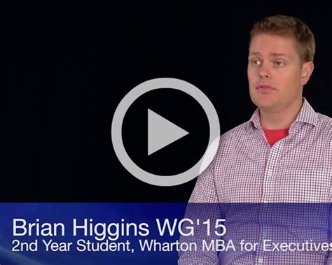 Wharton Mba Calendar 2015 by Changing Careers During Wharton S Emba Program Wharton