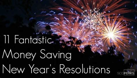 change money for new year 11 fantastic money saving new year s resolutions