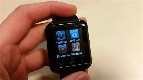 Smartwatch U8 u8 pro smartwatch review gadget ro hi tech lifestyle