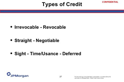 Letter Of Credit Usance Definition Letter Of Credit 101