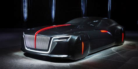 Rote Fahne Auto by Hongqi Flag Concept