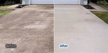 concrete pressure washing in rochester new york bf home services bf home services