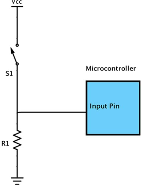 pull resistors explained pull resistor application 28 images what does pull up resistor means quora uses and