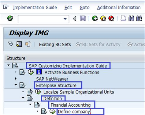 How to Create a Company in SAP | Define Company in SAP ...