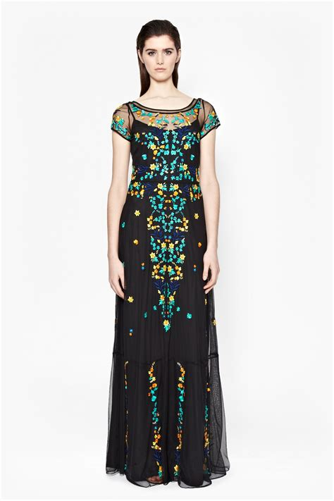 Embroidered Maxi Dress seychelles embroidered maxi dress collections