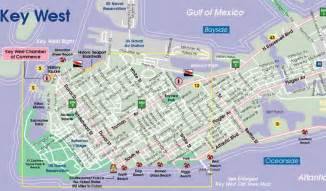 key west florida map map of key west world map photos and images
