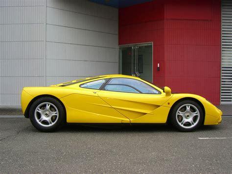 Yellow For Sale For Sale Yellow Mclaren F1 With Zero Gtspirit