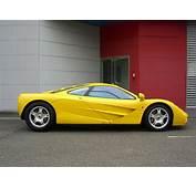 For Sale Yellow McLaren F1 With Zero Miles  GTspirit