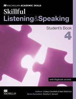 when speaks listen learn and books skillful level 4 listening speaking student s book