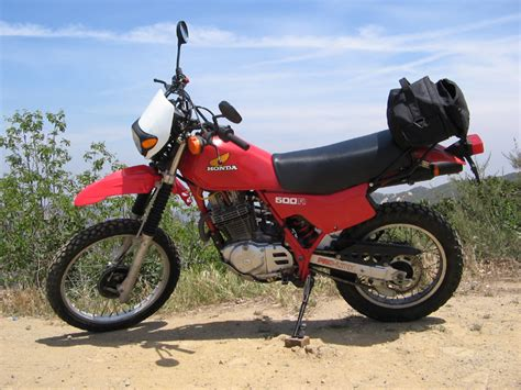 1982 honda xl500r with xr500 motor and how to kickstart it