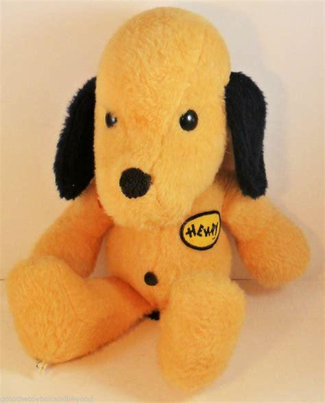 henry s puppies vtg henry plush animal fair 19 quot sold it on ebay