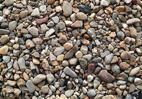 decorative gravel and stone landscaping stone mulch replacement sandstone