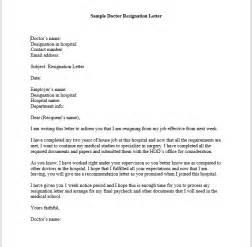 Hospital Resignation Letter by General Resume 187 Hospital Resignation Letter Cover
