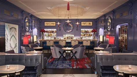 the dining room at the berkeley hotel london s the berkeley reopens blue bar business