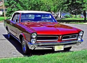 1965 Gto Pontiac 1965 Pontiac Gto Convertible S Photo Album