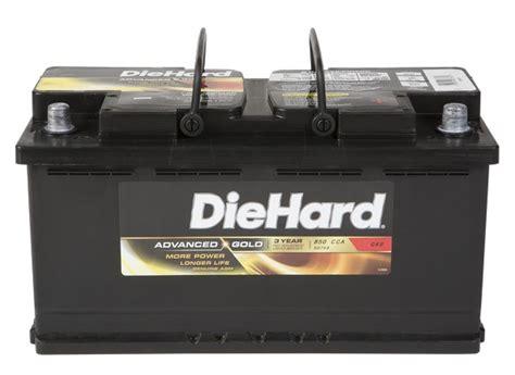 DieHard Advanced Gold AGM 50749 Car Battery   Consumer Reports