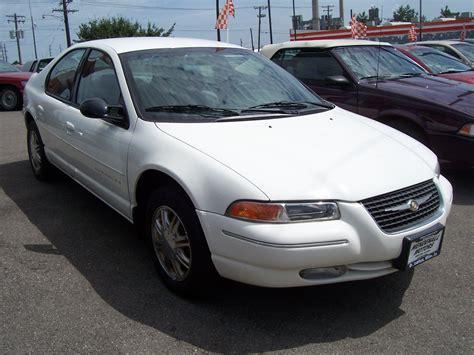 Cirrus Chrysler by 2000 Chrysler Cirrus Information And Photos Momentcar