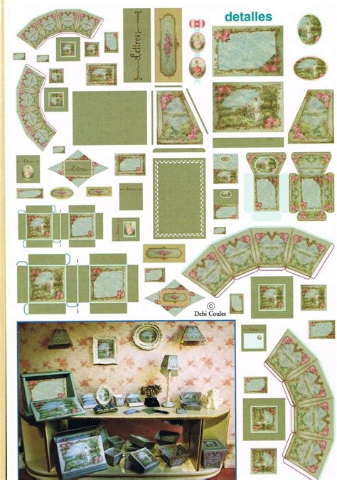 doll house paper 460 best images about 3 printables accessories for