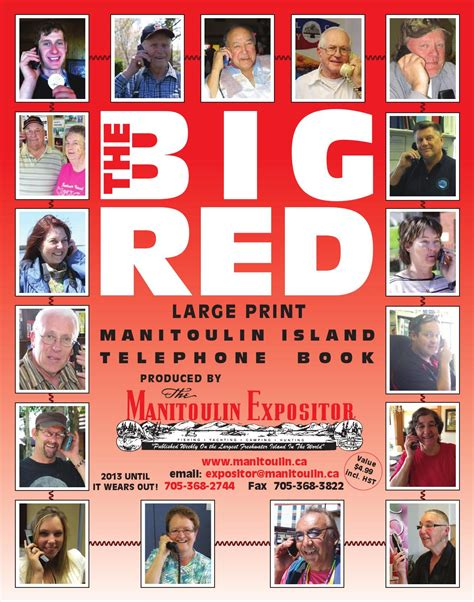 dr brown books big phone book by manitoulin expositor issuu