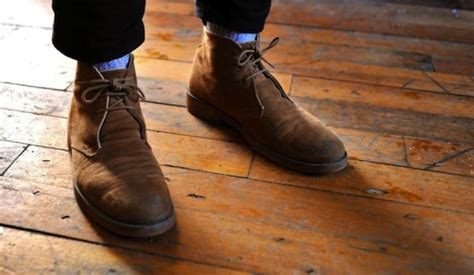 Sepatu Clarks Chukka desert boots if they can handle the desert they can