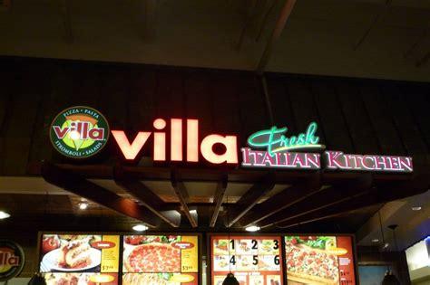 California Pizza Kitchen Newport by Villa Fresh Italian Kitchen Closed Pizza 401 Newport Center Dr Newport Ca