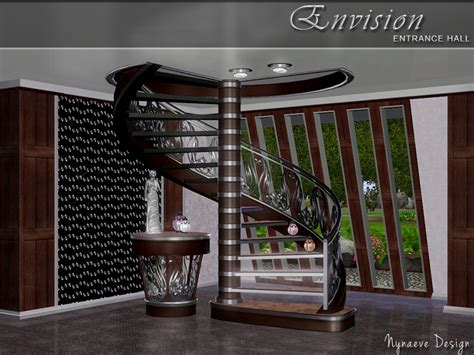 Sims 3 Foyer Ideas by Nynaevedesign S Envision Entrance