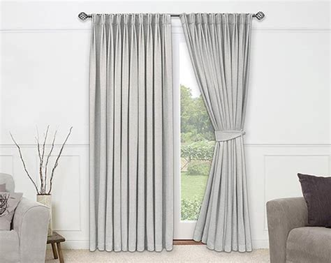 french pleated curtains premier french pleat drapery panel curtains by blinds com
