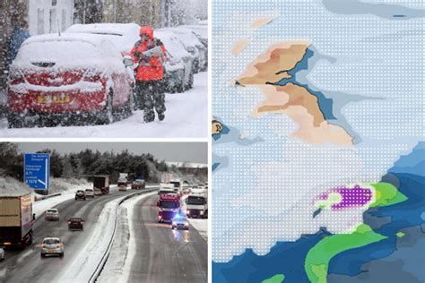 will it snow tomorrow met office weather warning for met office weather warning snow hits uk as london faces