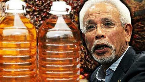 Minyak Kelapa Sawit Malaysia felda mahu hantar petisyen bantah eu sekat minyak sawit