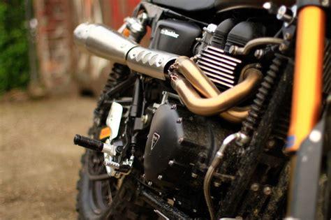 Triumph Motorrad Rumbler by Tridays Rumbler Triworx By Uli Bree