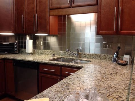 10 sq ft 4 quot x4 quot stainless steel metal backsplash wall