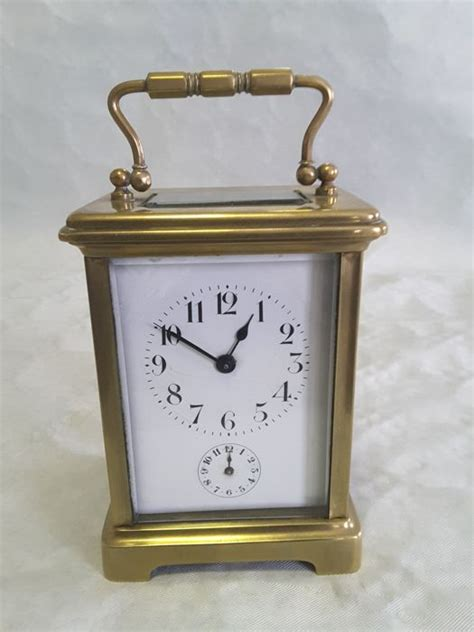 orologio da tavolo antico antico orologio da tavolo viaggio officier mrescialla