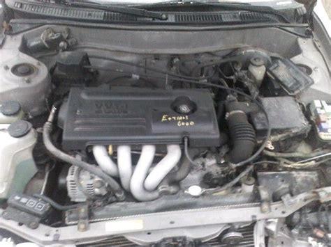 2002 Toyota Corolla Engine Used 2002 Toyota Corolla Engine Corolla Engine Assembly