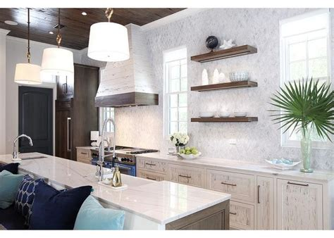white pecky cypress kitchen cabinets with navy blue island 1000 ideas about ivory kitchen cabinets on pinterest