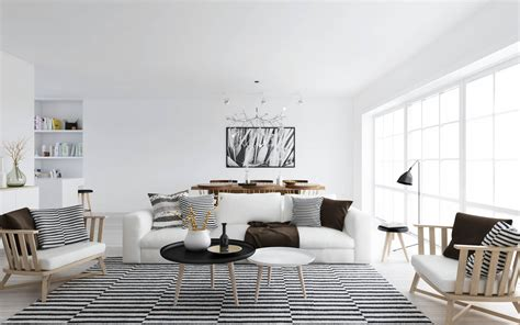 nordic home design atdesign nordic style living in monochrome interior