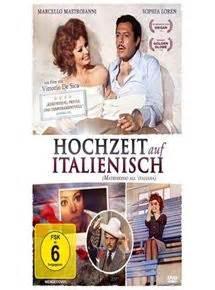 Hochzeit Auf Italienisch by Hochzeit Auf Italienisch 1964 Filmstarts De