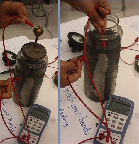 what is a leyden jar capacitor leyden jar