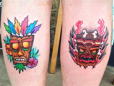 21 gamer tattoos that will make you wish you were more