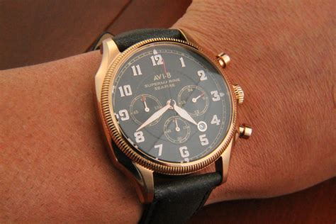 avi 8 watches reviews