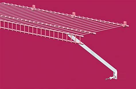 Closetmaid 20 Inch Shelf Closetmaid 26605 20 Inch Support Bracket For Wire Shelving