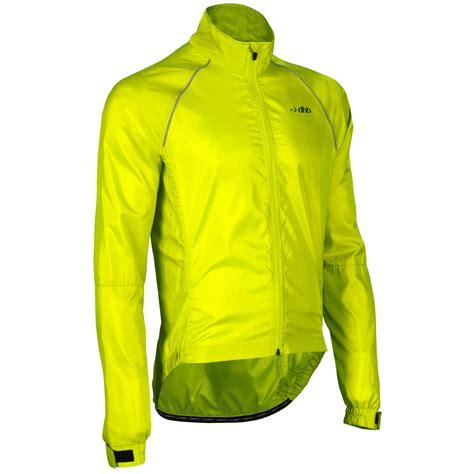 high visibility waterproof cycling wiggle dhb active waterproof hi viz jacket cycling