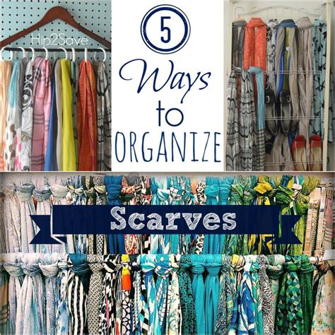 organize scarves in closet 25 best ideas about organize scarves on scarf