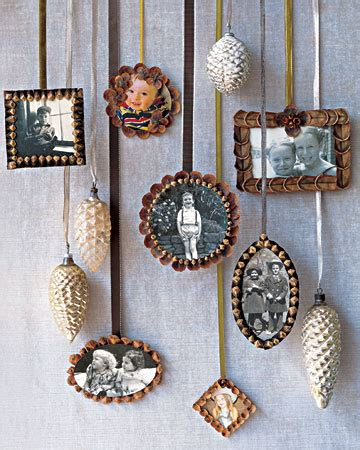Martha Stewart Ornaments Handmade - ornament ideas