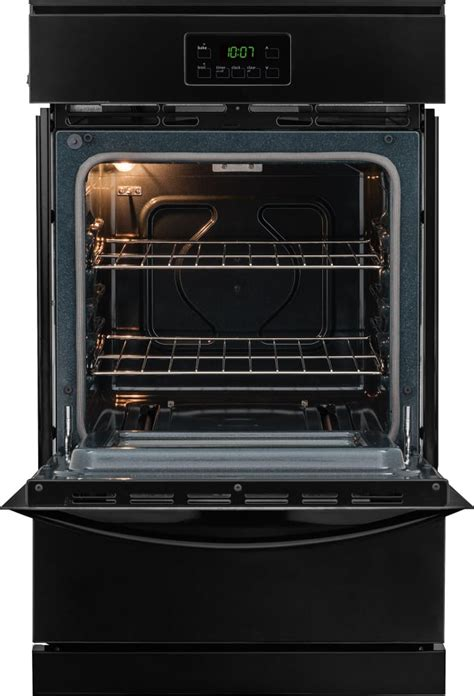 Broiler Drawer Gas Oven by Frigidaire Ffgw2415qb 24 Inch Single Gas Wall Oven With