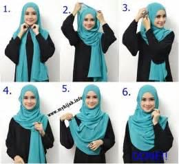 Shoulder Drape Necklace Cara Pakai Hijab Shawl With Hijab Tutorial Hijabiworld
