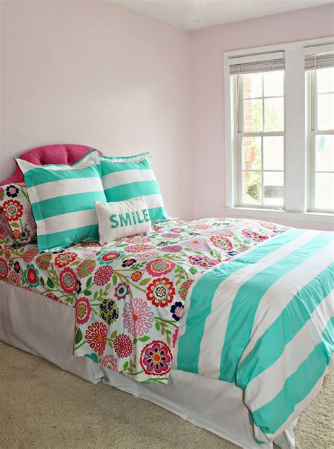 Girls Full Size Comforter Vikingwaterford Com Page 27 Colorful Kids Room Decor